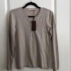Designer Cardigan Sweater NWT